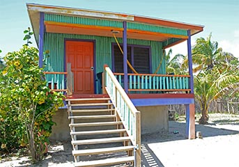 Lebeha Beach Cabanas The Caribbean Coast Of Belize For Naranja
